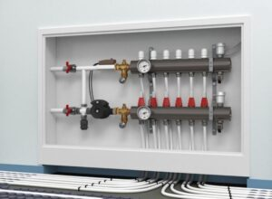 SIK Climatizacion - caja colectores