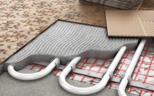 SIK Climatizacion - tuberias suelo